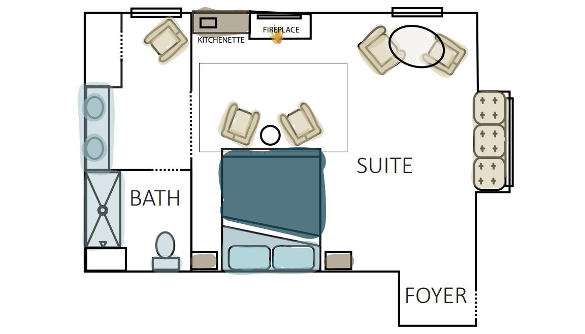 Room 12 Floorplan