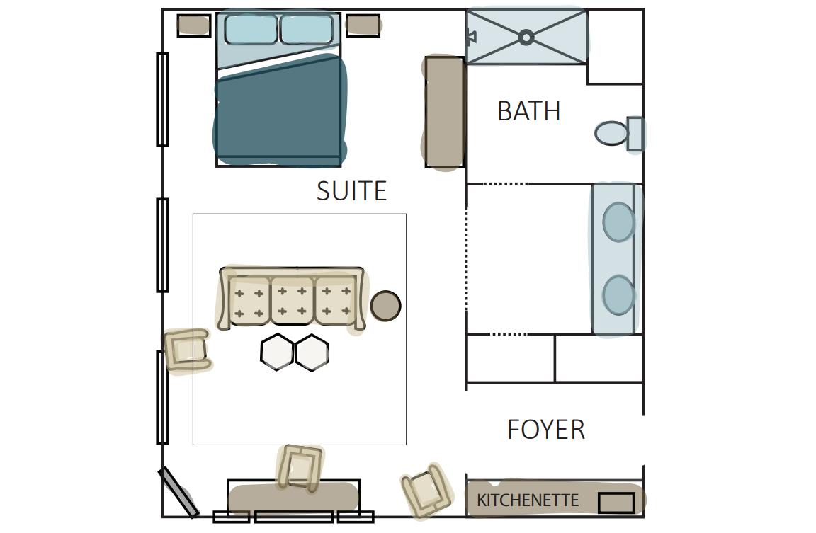 Room 5 Floorplan