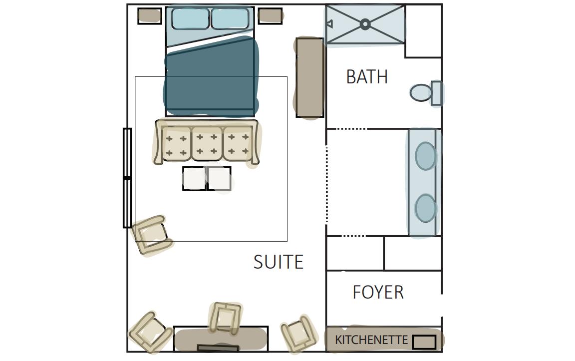 Room 6 Floorplan