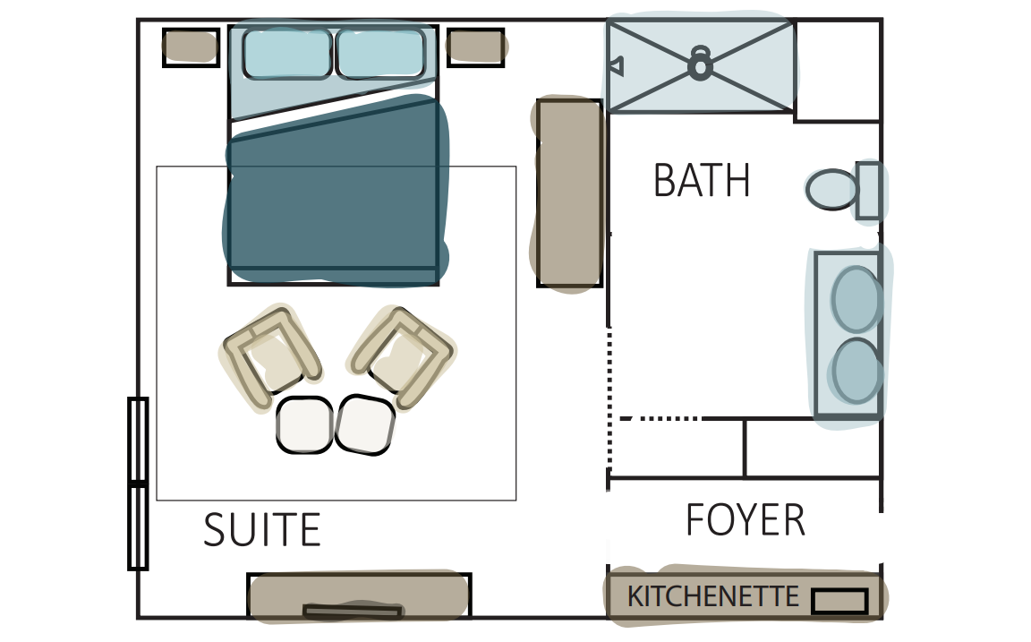 Room 9 Floorplan